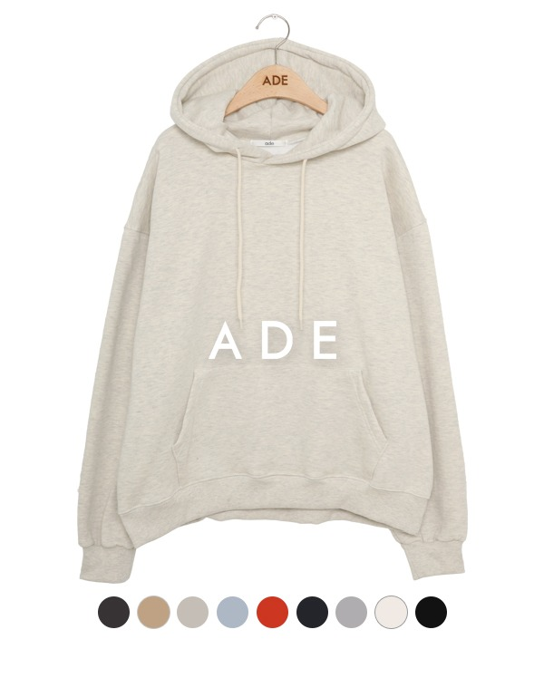 basic over fit hood T (napping)