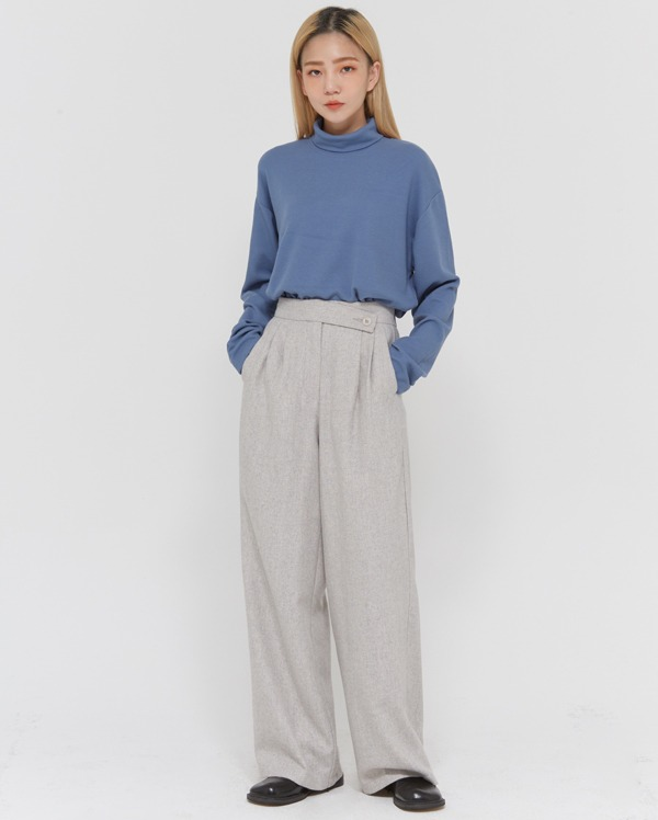 boxy pull over pola T