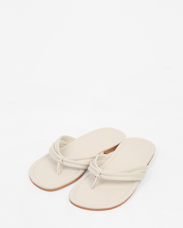 two strap flip flop slipper (225-250)