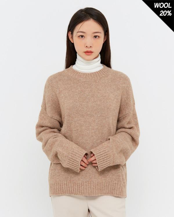 inthe wool round knit