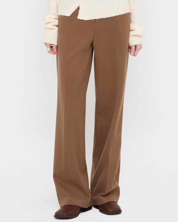 thick straight warm slacks (s, m, l)