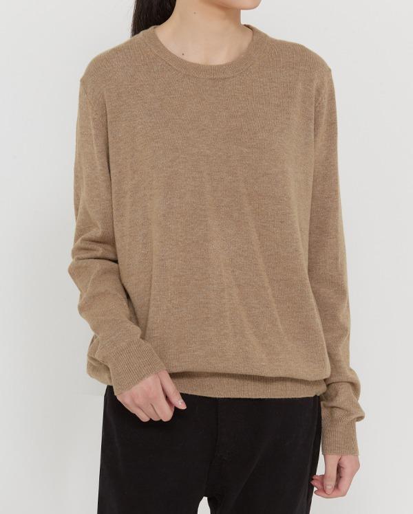 wish cozy soft round knit