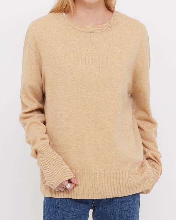 simple combine knit