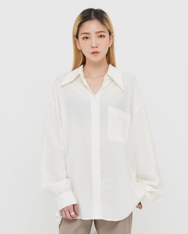 yoon natural modal shirts