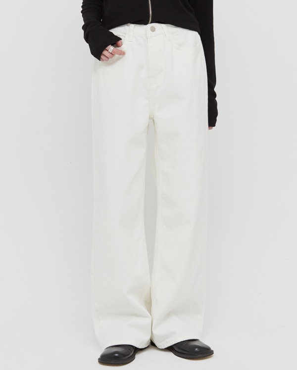 amy wide cotton pants (s, m, l)