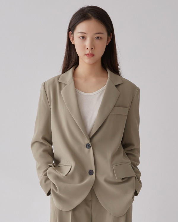 hope two button jacket