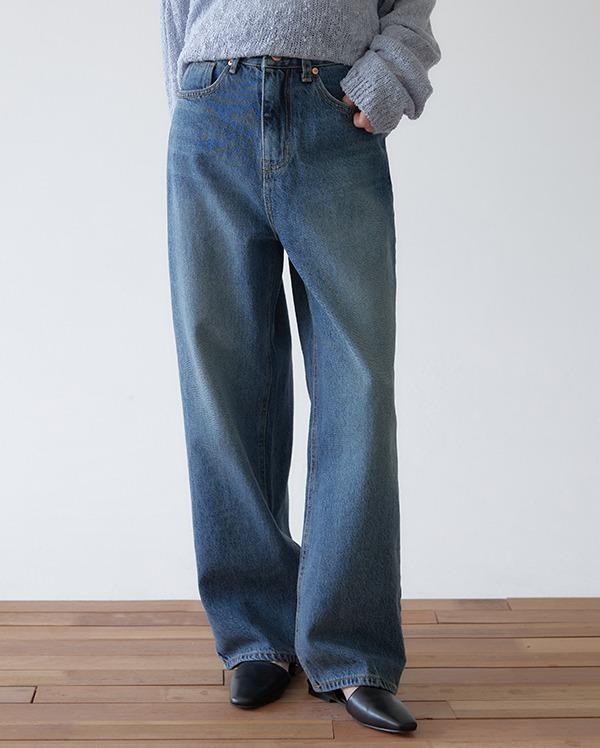 dore vintage denim pants (s, m, l)