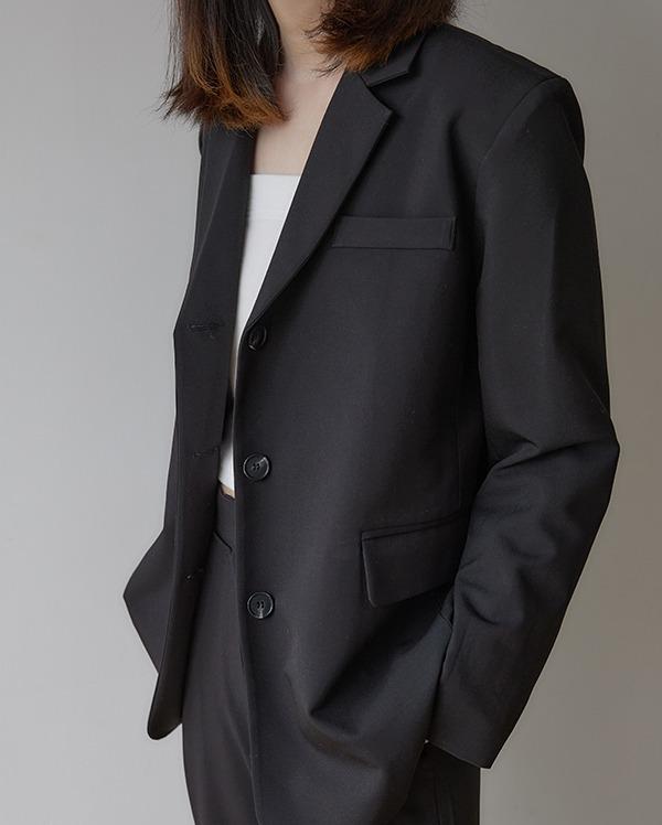 a more single jacket