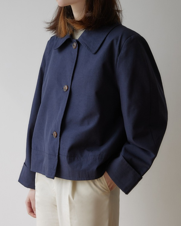 toy single trench jacket