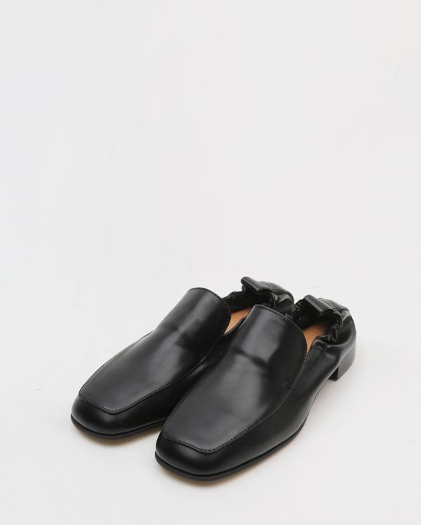 mannish square band loafer (230-250)