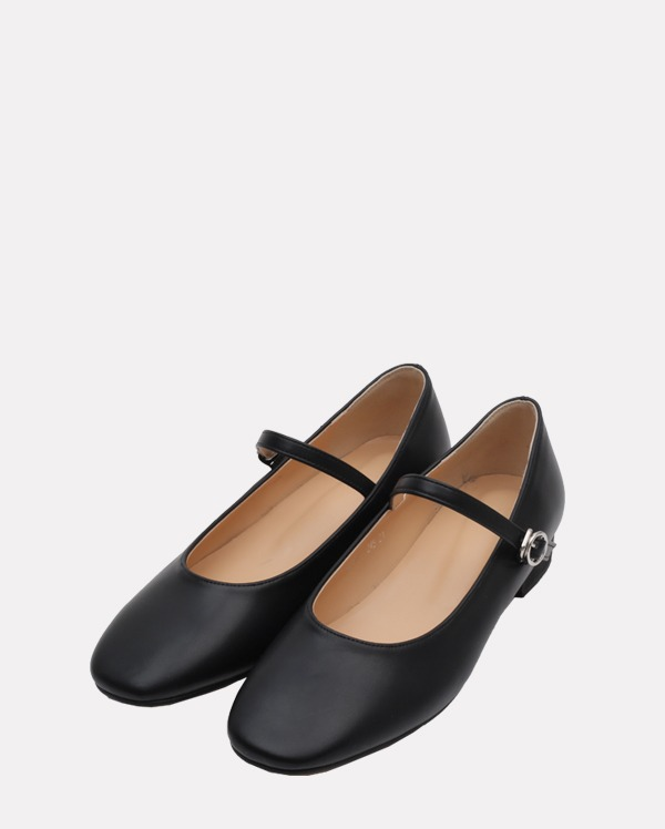 rounding marry flat shoes (225-250)