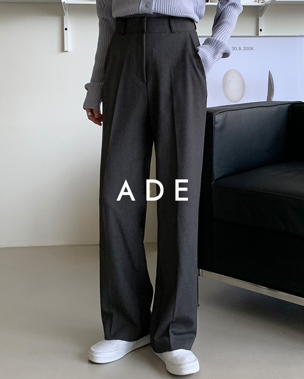 cozy long slacks (s, m, l)