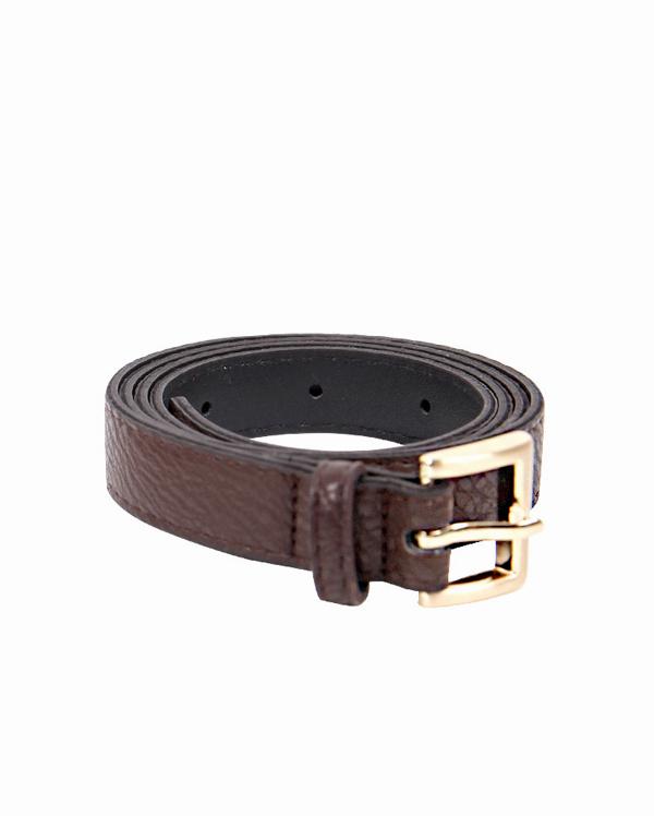 slim gold-flame belt (3 colors)