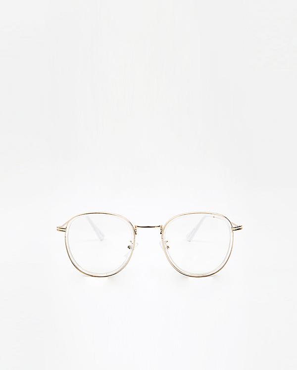 simple mood glasses  (2 colors)