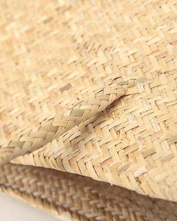 straw square bag