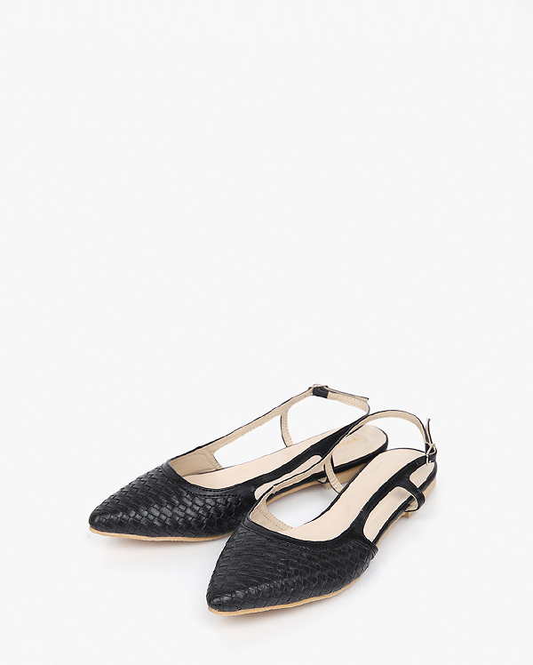 french mood sling back (2 colors)