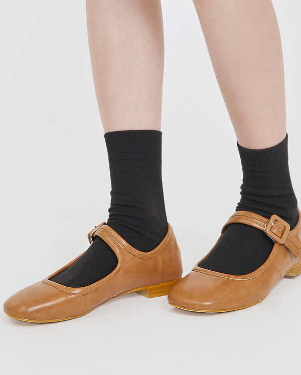 charming buckle shoes (230-250)
