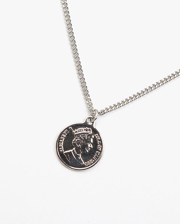 dos coin pendant necklace