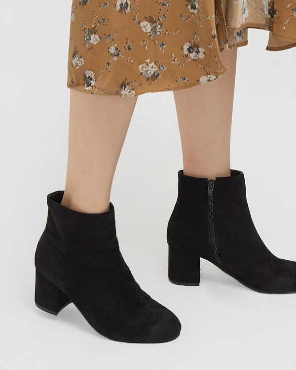 urban suede ankle boots (225-250)