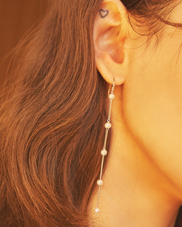 doing pearl earring