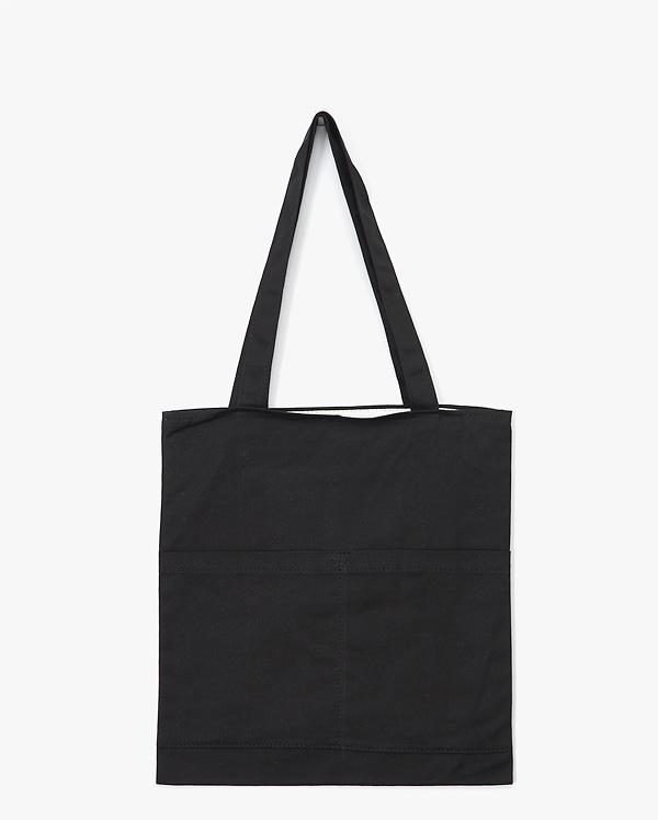 two pocket color eco bag