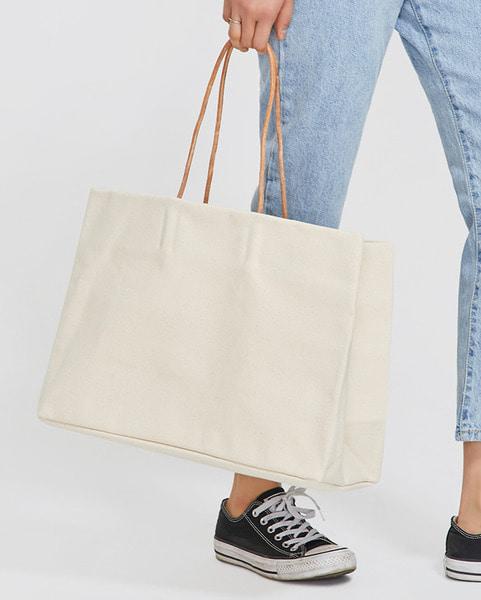 real shopper bag