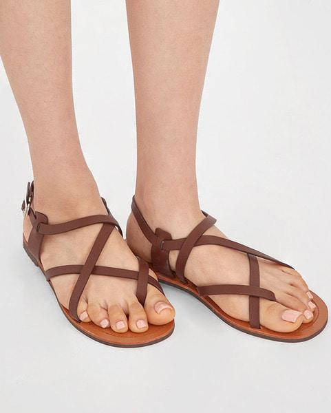 antique strap sandal (225-250)