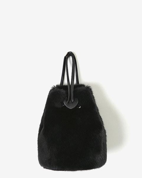 variety mini fur bag