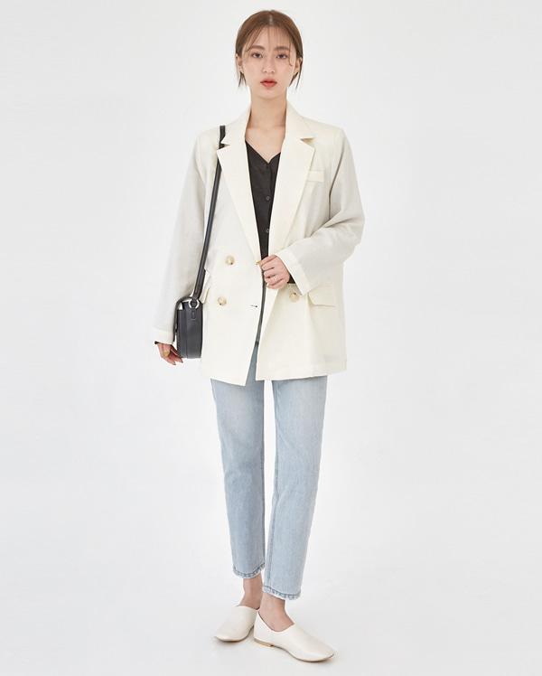 woody double jacket