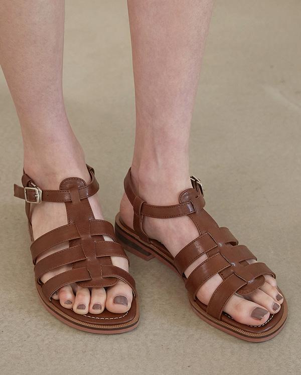 antic buckle sandal (230-250)