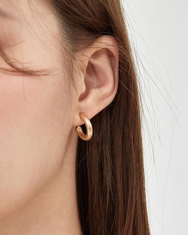 mini ring set earring