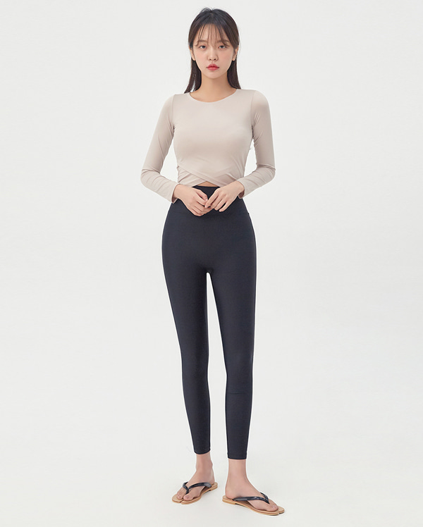 summer water leggings (s, m)