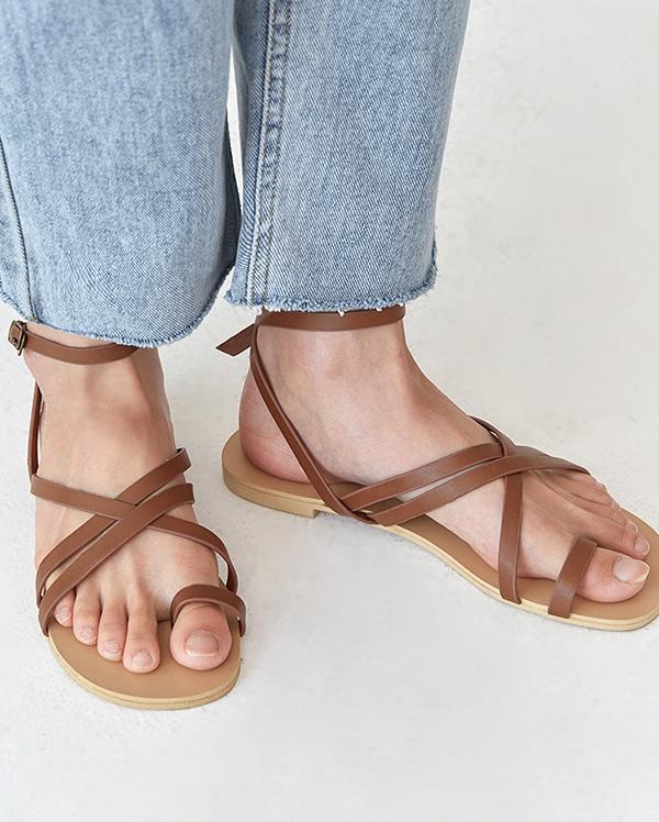 vienna strap sandals (230-250)