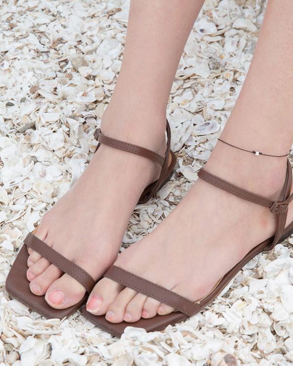 plus strap sandal (230-250)