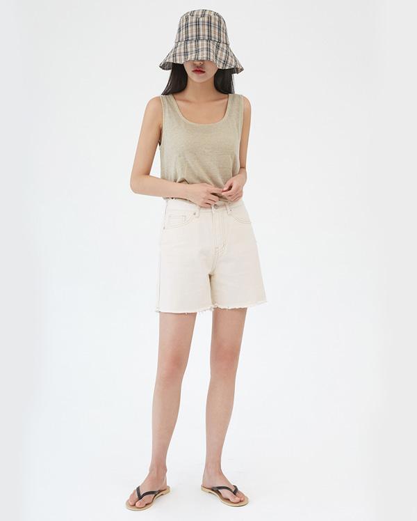 daily scoop cotton pants (s, m, l)