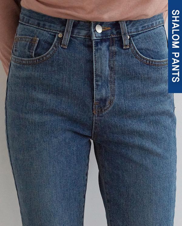 104_slim fit denim pants (s, m, l)