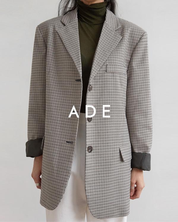 london check jacket