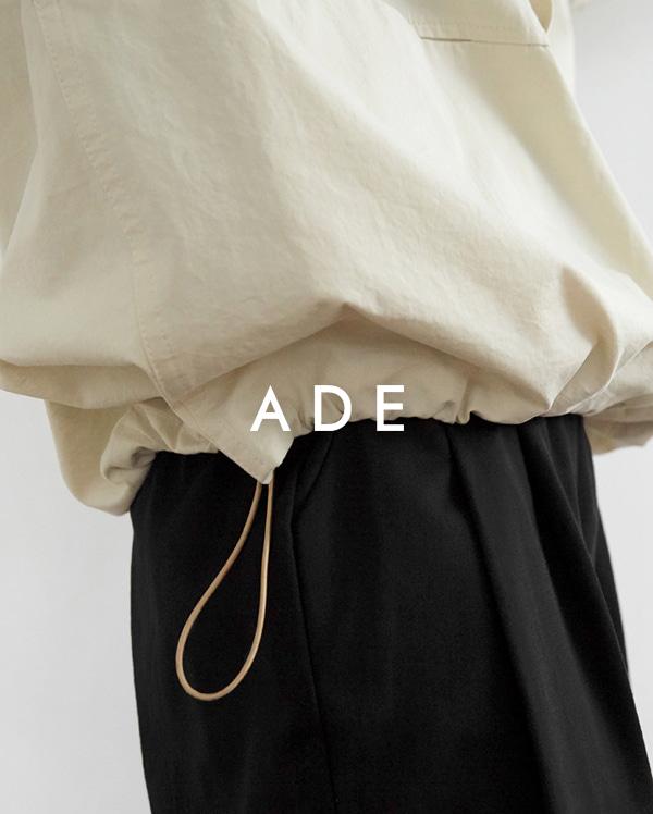 half-zipper anorak