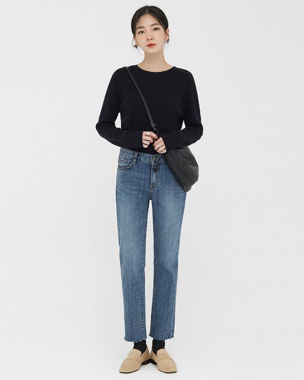 better skinny denim pants (s, m, l)