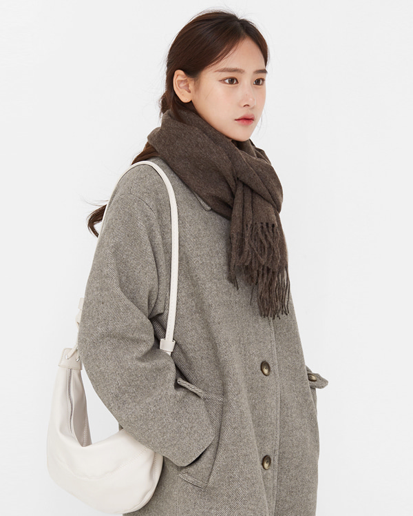 cozy mood wool muffler