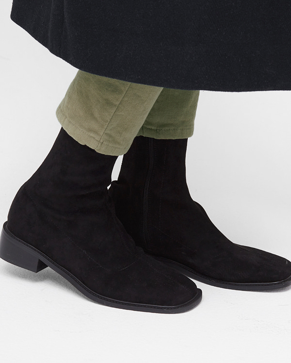 a soft line ankle boots (230-250)