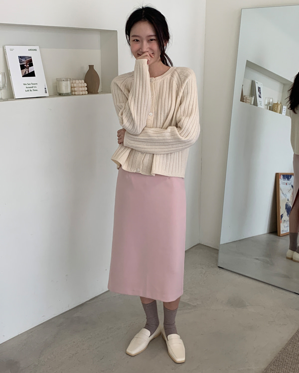 a spring h-line skirts (s, m)