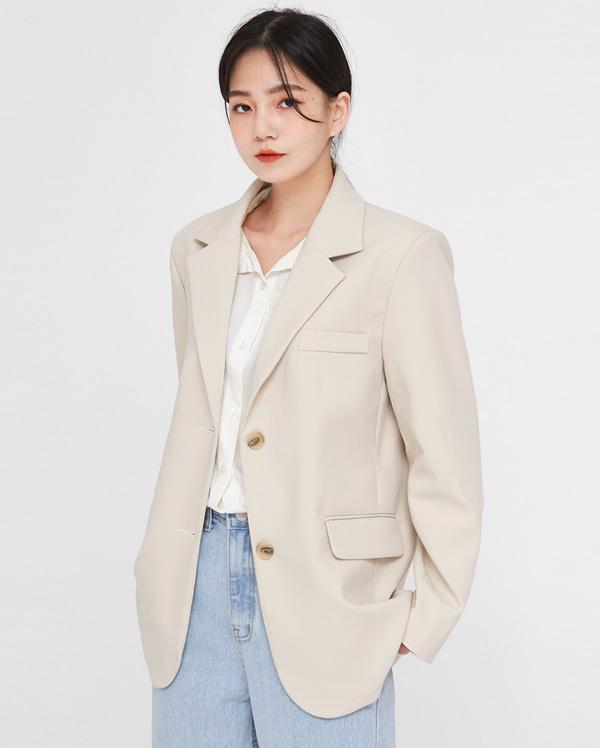 pure line single jacket