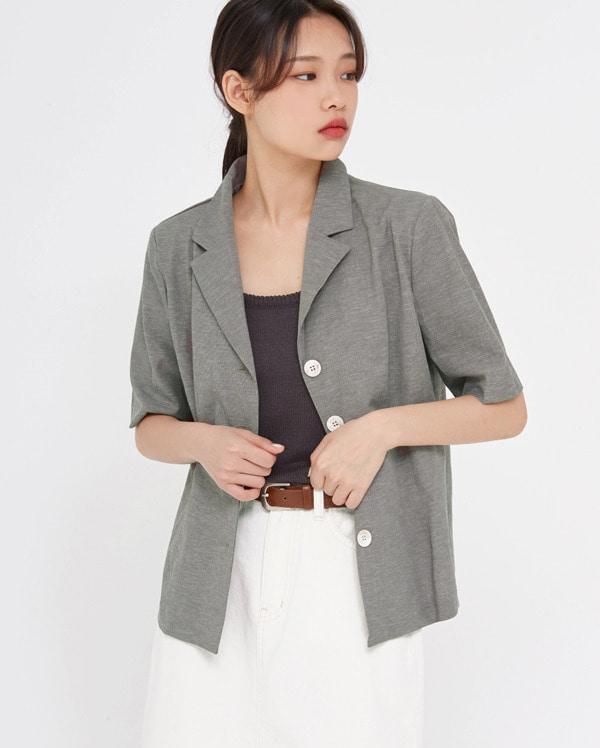 lounge half sleeve jacket