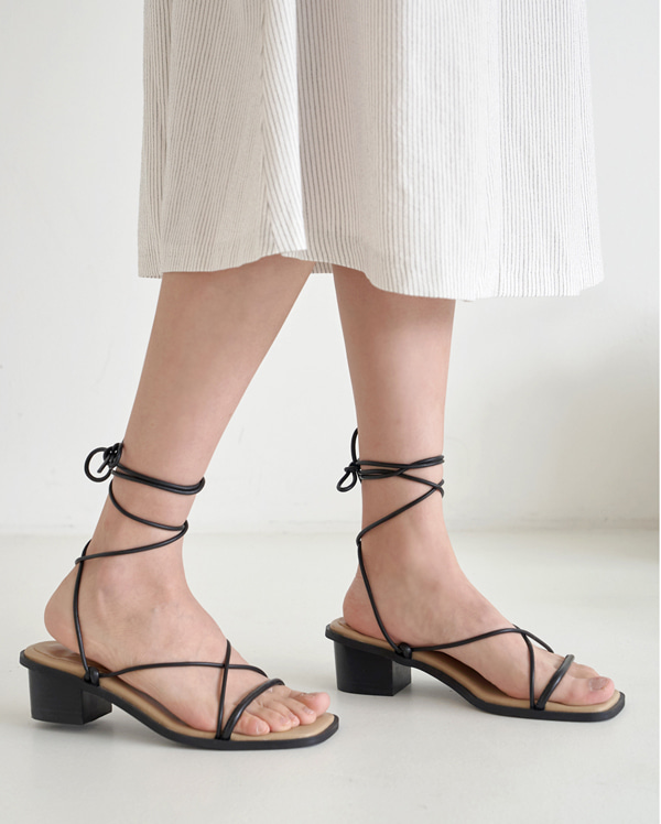 mine strap sandal (230-250)