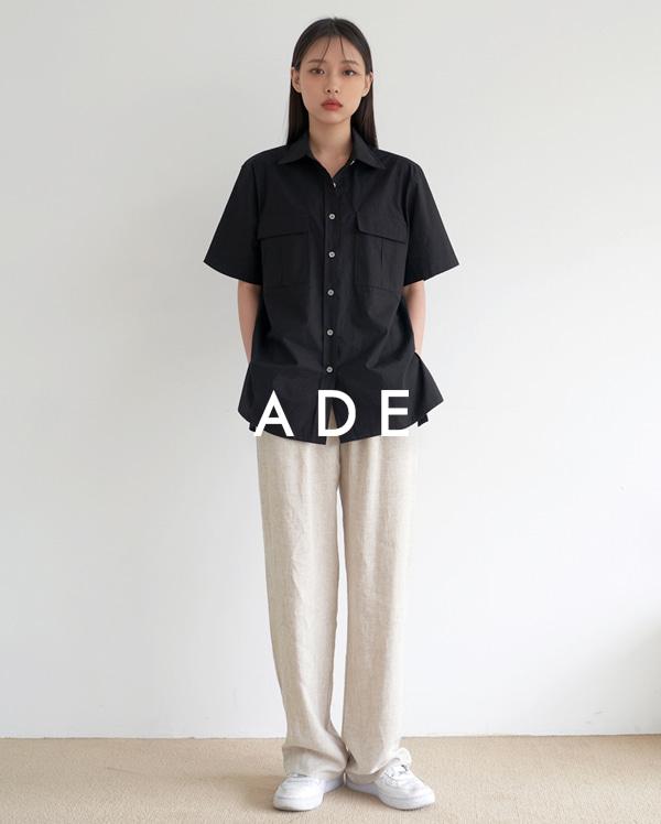 2-pocket cotton shirts