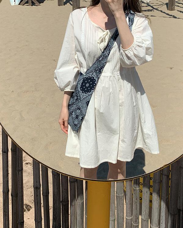 paisley knots bag