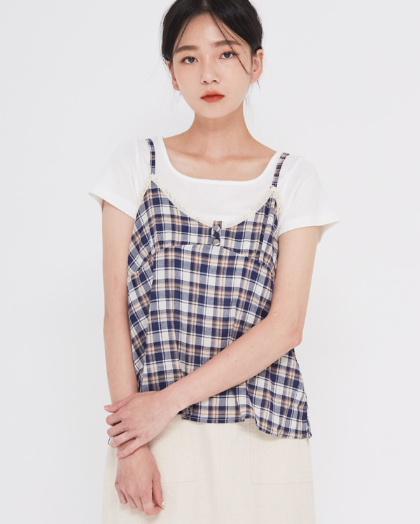 lovable layered sleeveless