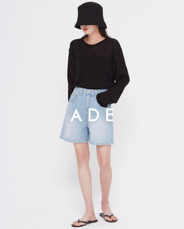 loose fit summer knit