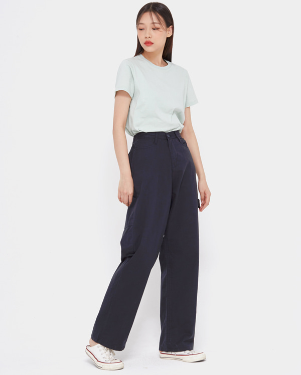 watch wide cotton pants